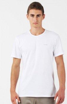 Pierre Cardin R-Neck koszulka biały