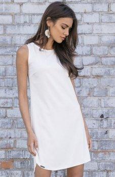 Fobya F542 sukienka ecru