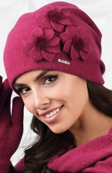 *Kamea Teramo czapka