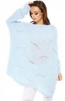 Lemoniade LS209 sweter błękitny