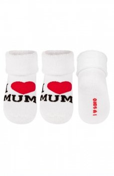Soxo 03789 Mum/Dad skarpety