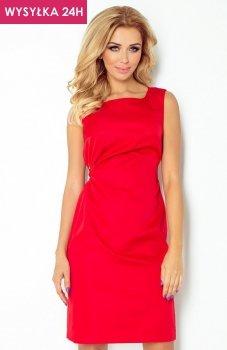 *SAF 126-5 sukienka czerwona