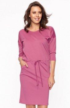 Lapasi L021 sukienka różowa
