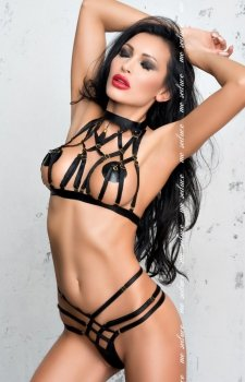 Aisha set Seduce top i stringi