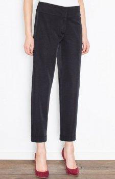 Figl M438 spodnie czarne