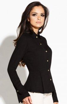 Dursi Lora koszula czarna