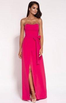 Dursi Lorica sukienka malinowa