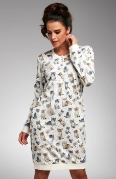 Cornette 165/184 Lovely Cats koszula nocna