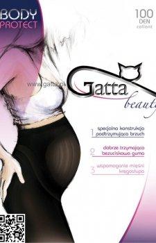 *Gatta Body Protect 100 Den rajstopy ciążowe