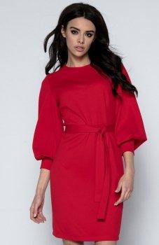 *Fobya F495 sukienka czerwona