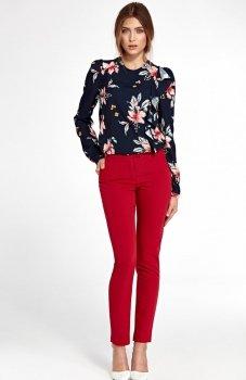 *Nife SD32CZ spodnie czerwone