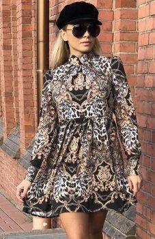*Lola sukienka wzorzysta