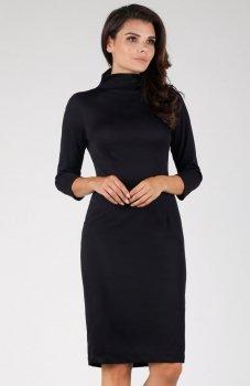 Nommo NA330 sukienka czarna