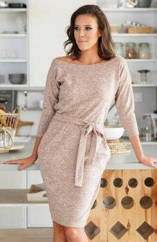 Lapasi L027 sukienka różowa