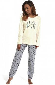 *Cornette 627/156 It's Snowing piżama
