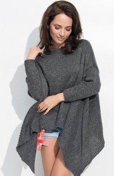Numinou S13 sweter grafitowy