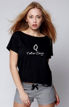 Piżama Onyx damska