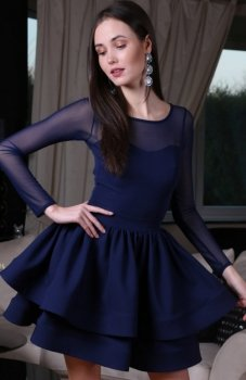 *Roco 0228 sukienka