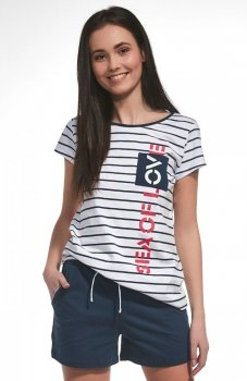 Cornette F&Y Girl 276/30 Sea Of Love piżama