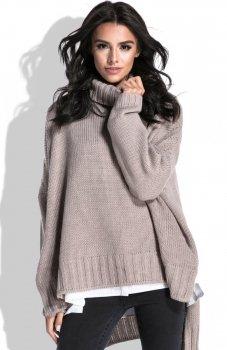 *Fobya F455 sweter mocca