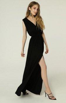 Sukienka Maxi rzymianka Greta czarna