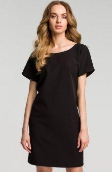Moe M380 sukienka czarna