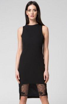 Mosali M041 sukienka czarna