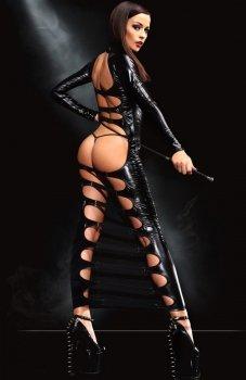 *Demoniq Dorothea sukienka i stringi