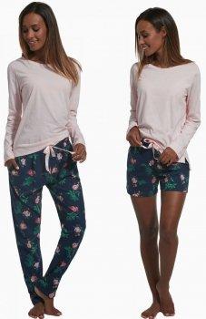 Cornette 189/206 Roses piżama