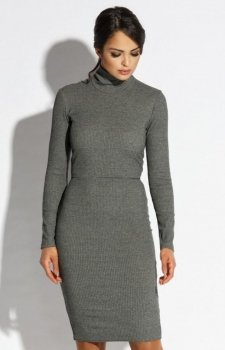 Dursi Carino sukienka szara