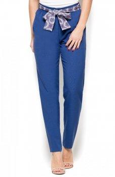 Katrus K430 spodnie niebieskie