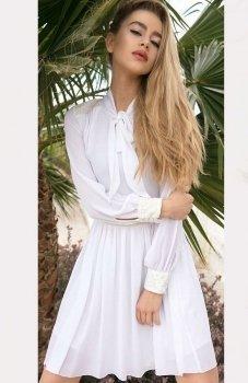 Lola Lena sukienka biała
