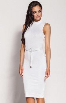 Dursi Bibi sukienka biała