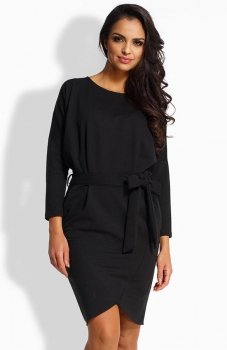 *Envy EM141 sukienka czarna