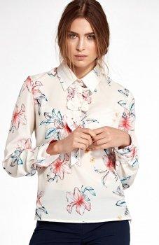 Nife B96K/E bluzka w kwiaty