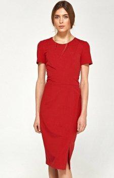 Nife s97 sukienka czerwona