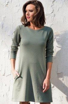 Lapasi L028 sukienka khaki