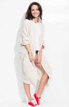 *Numinou S14 sweter beżowy
