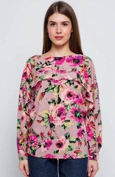 Cover GR1851 bluzka w kwiaty