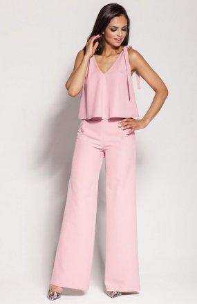 Dursi Gubbi spodnie szwedy pudrowy róż
