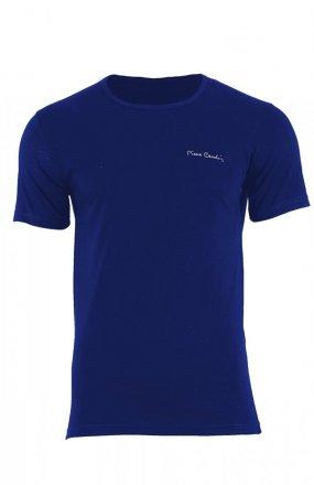 Pierre Cardin R-Neck koszulka granatowa