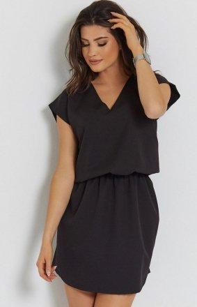 Letnia sukienka czarna 278 Lena