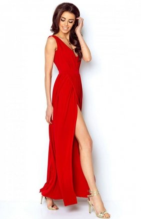 *Ivon Rebeca sukienka czerwona