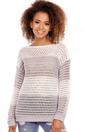 PeekaBoo 70002 sweter szary