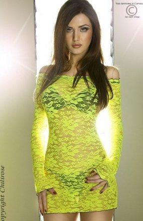 Chilirose CR-3339 koszulka żółta