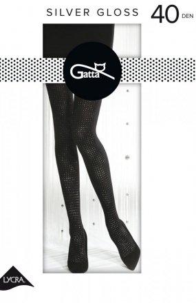 Gatta Silver Gloss nr 02 rajstopy
