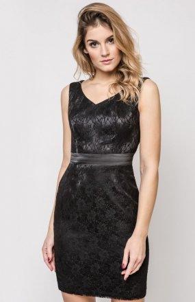 Vera Fashion Vanda sukienka czarna