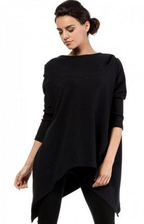 Moe MOE207 bluza czarna