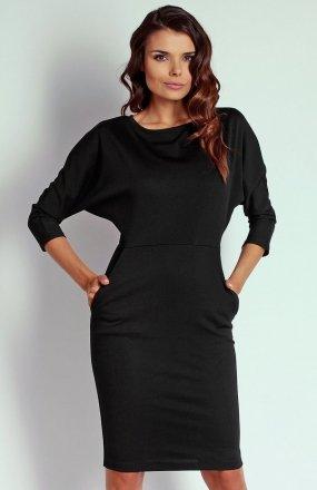 Nommo NA110 sukienka czarna