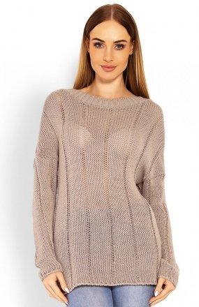 PeekaBoo 40007 sweter cappucino